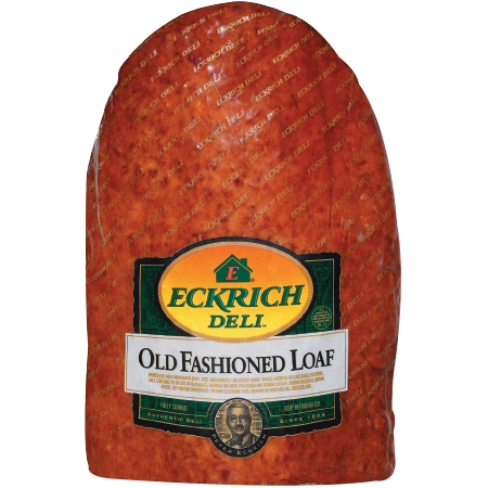 Eckrich Deli Meats Loaves Old Fashioned Loaf