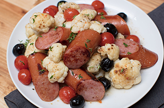 325x215_resize_0001_Smoked-Sausage-with-Cauliflower
