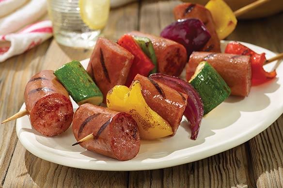 Smoked-Sausage-Kabobs